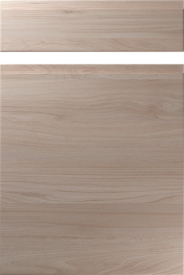 Legno Pearl Horizontal Glazed Frame Door 715mm x 596mm