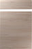 Legno Pearl Vertical End Panel 2400mm x 650mm
