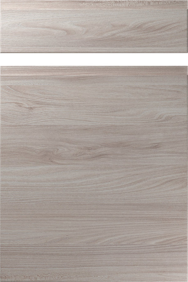 Legno Washed Stone Horizontal Glazed Frame Door 715mm x 496mm