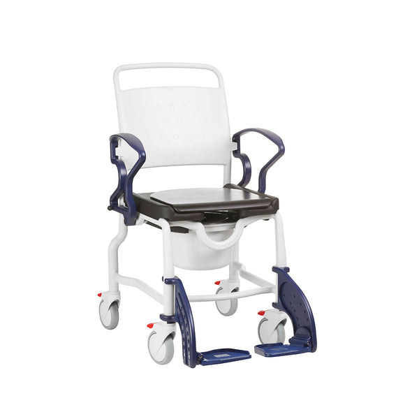 Rebotec Berlin - Mobile Commode Chair