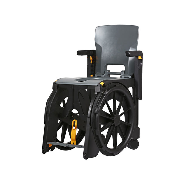 Seatara WheelAble Travel Commode