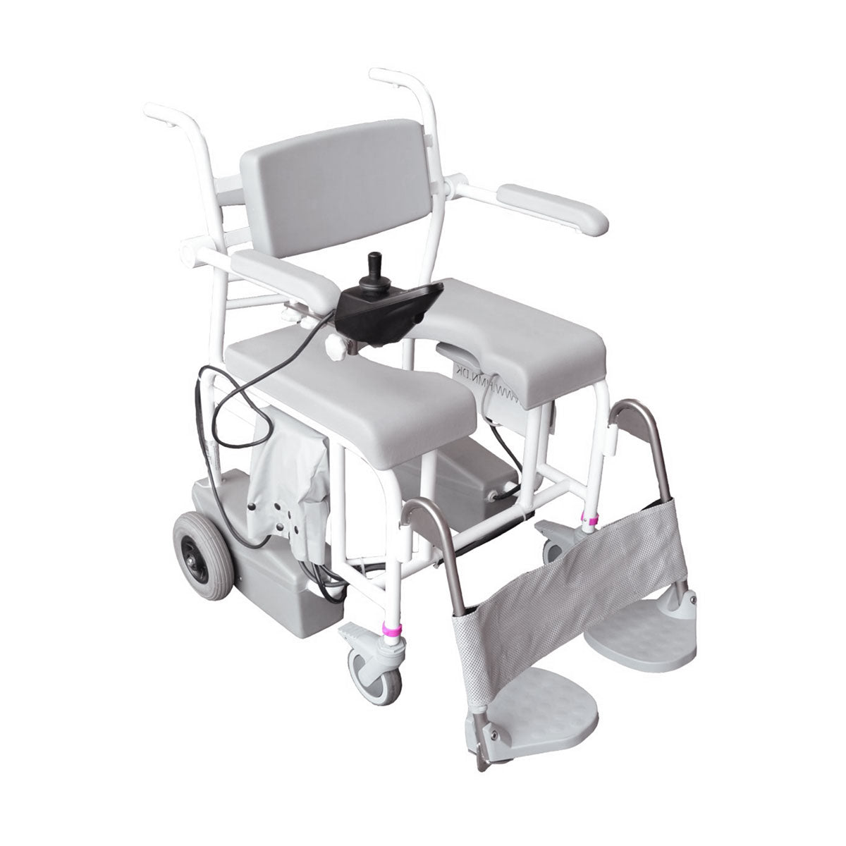M2 XXL Motorised Electric Commode Chair