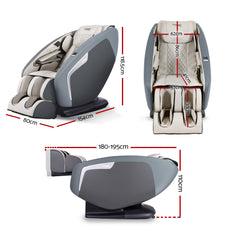 Livemor 3D Shiatsu Electric Massage Chair