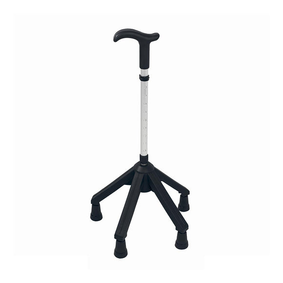 Stable Quad Walking Stick