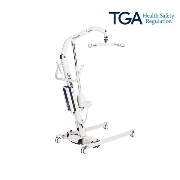 180kg Compact Mobile Patient Lifter
