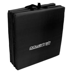 Powertrain Tri-fold Mat - Black