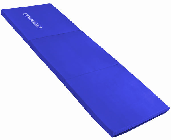 Powertrain Tri-fold Mat - Blue