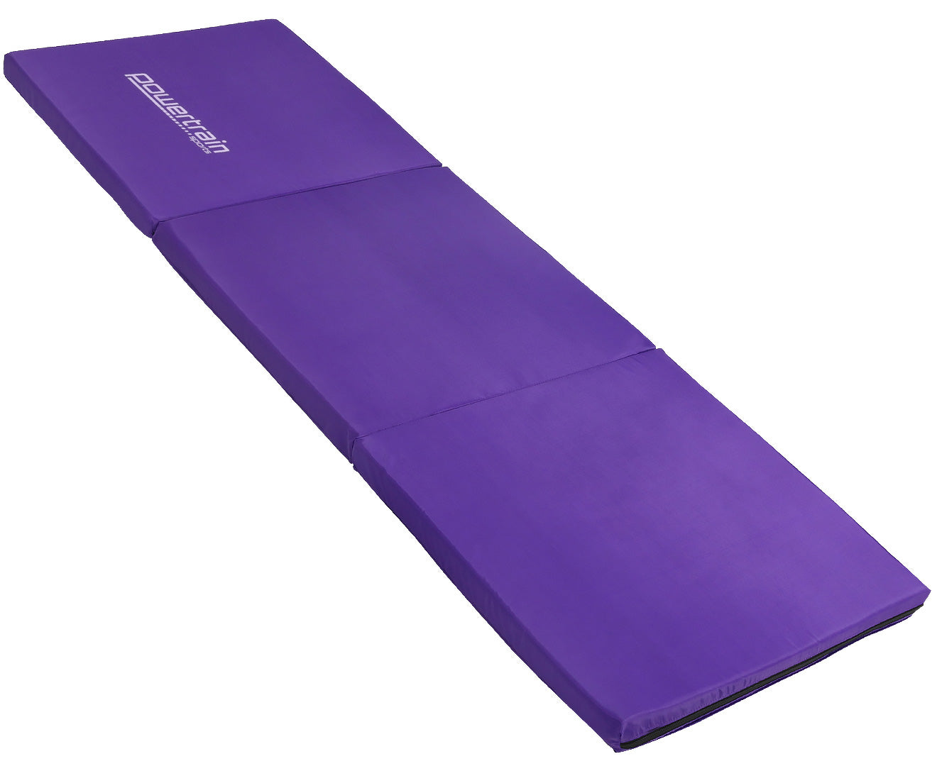 Powertrain Tri-fold Mat - Purple