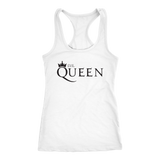 EVIL QUEEN - Queen inspired Snow White Womens Tank