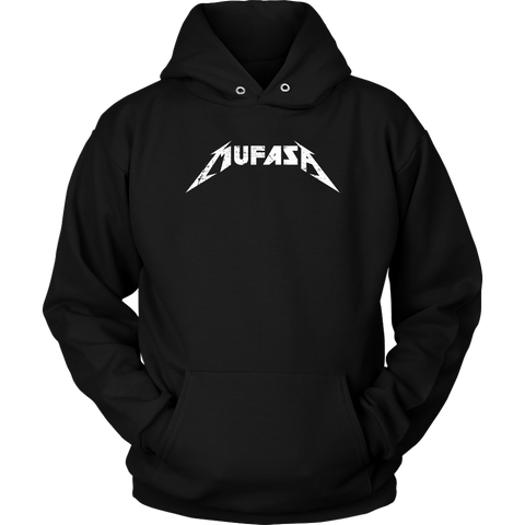 MUFASA - Metallica inspired Lion King Unisex Hoodie