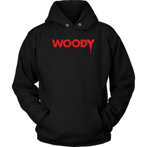 WOODY: Chucky inspired Unisex Hoodie