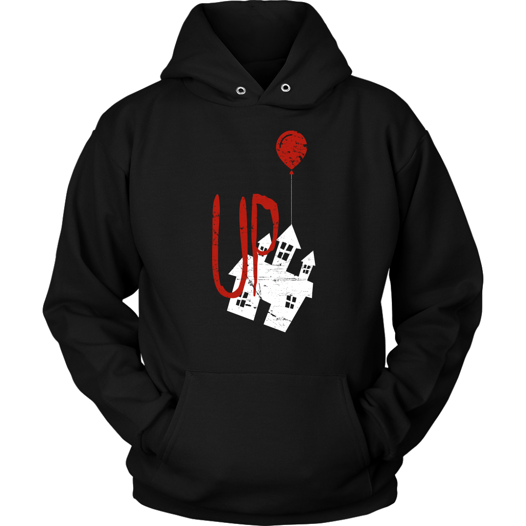 UP - IT inspired Unisex Hoodie