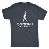 HAMMER TO FALL - Thor inspired Queen T-Shirt