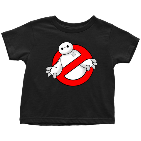 BAYMAX - Ghostbusters Toddler T-Shirt