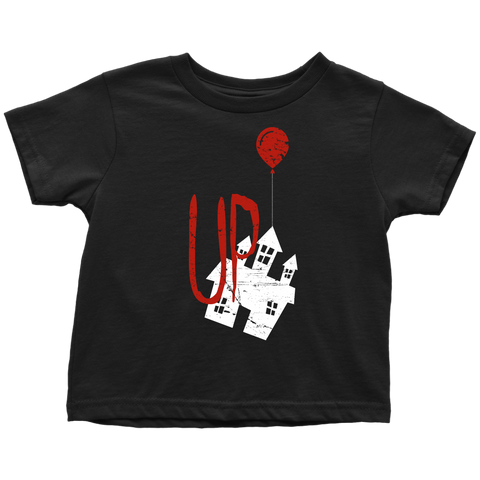 UP - IT inspired Toddler T-Shirt