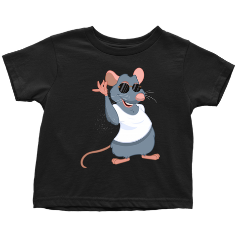 RATBAE - Remy as SaltBae Toddler T-Shirt