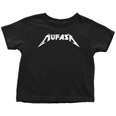MUFASA - Metallica inspired Lion King Toddler T-Shirt