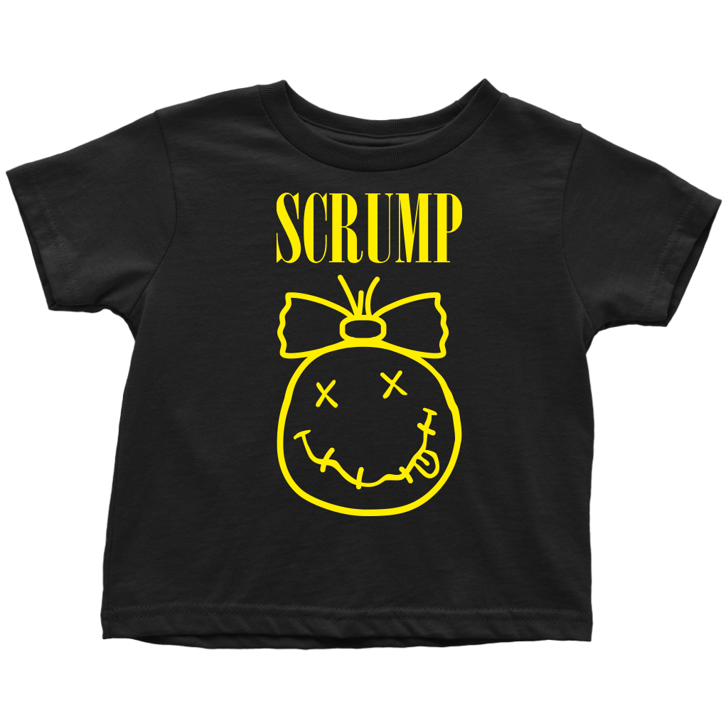 SCRUMP - Stitch inspired Toddler T-Shirt