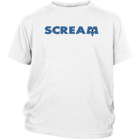 SCREAM - Monsters Inc inspired Youth T-Shirt