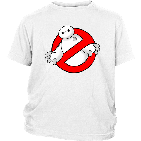 BAYMAX - Ghostbusters Youth T-Shirt
