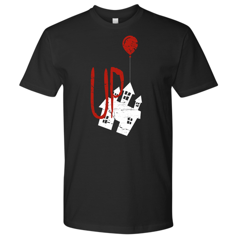 UP - IT inspired Men's T-Shirt
