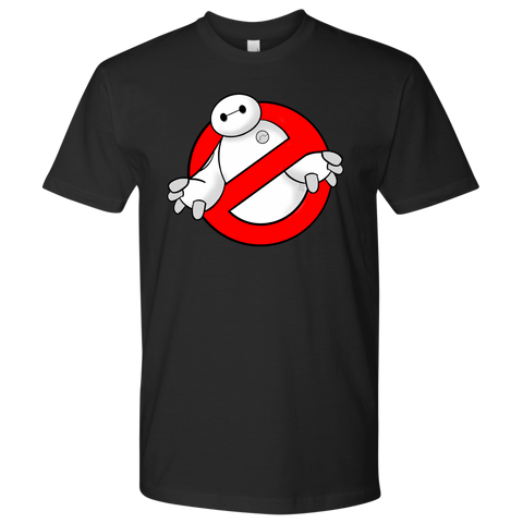 BAYMAX - Ghostbusters Mens T-Shirt