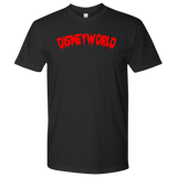 BLOOD DISNEY WORLD Men's T-Shirt