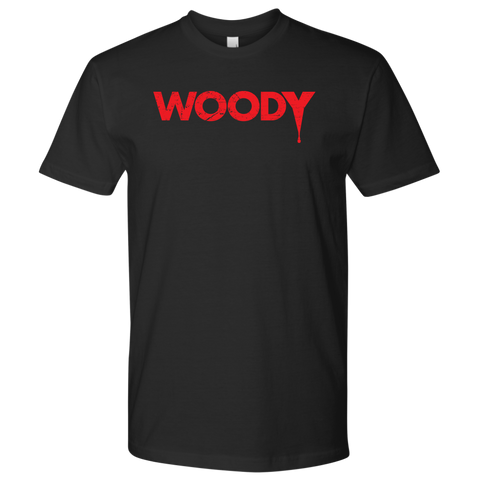WOODY: Chucky inspired Men's T-Shirt