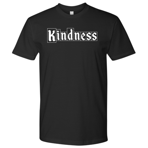 Sign of Kindness - Men's T-Shirt