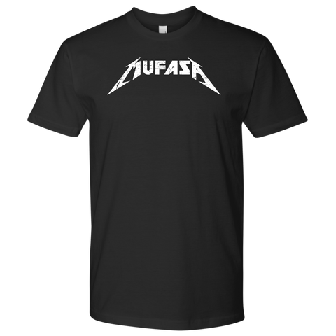 MUFASA - Metallica inspired Lion King T-Shirt