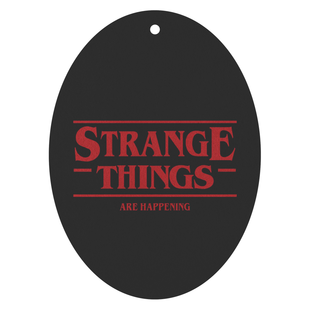 STRANGE THINGS ARE HAPPENING - Air Freshener Pack
