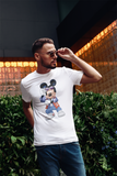 MICKFLY - Mickey Mouse as Marty McFly Mens T-Shirt