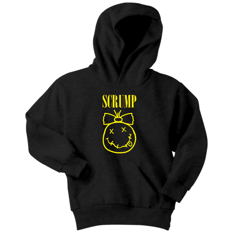 SCRUMP - Stitch inspired Youth Hoodie