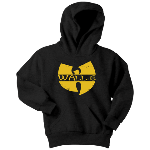 WALL-E - Wu-Tang Clan inspired Wall-E Youth Hoodie