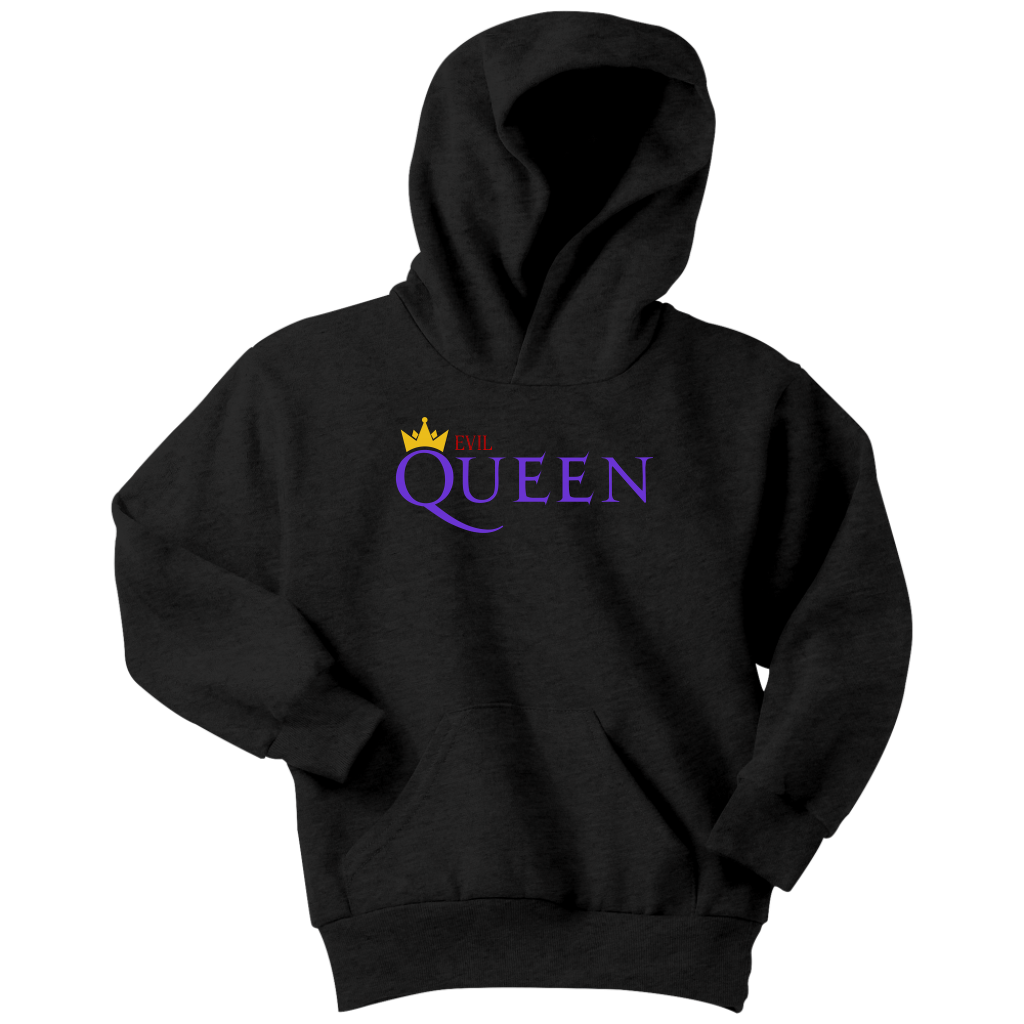 EVIL QUEEN - Queen inspired Snow White Youth Hoodie