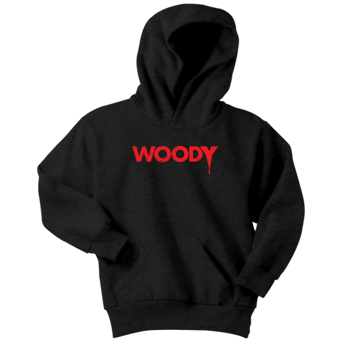 WOODY: Chucky inspired Youth Hoodie