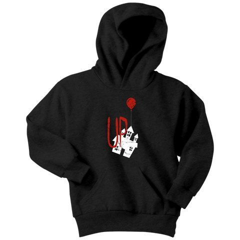 UP - IT inspired Youth Hoodie