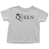 EVIL QUEEN - Queen inspired Snow White Toddler T-Shirt