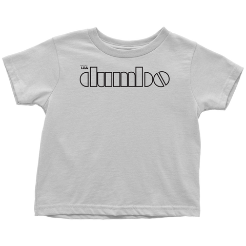 DUMBO - THE DOORS inspired Toddler T-Shirt