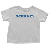 SCREAM - Monsters Inc inspired Toddler T-Shirt