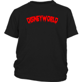 BLOOD DISNEY WORLD Youth T-Shirt
