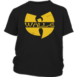 WALL-E - Wu-Tang Clan inspired Wall-E Youth T-Shirt