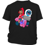 E.T. 626 - Lilo & Stich as Elliott & E.T. Youth T-Shirt
