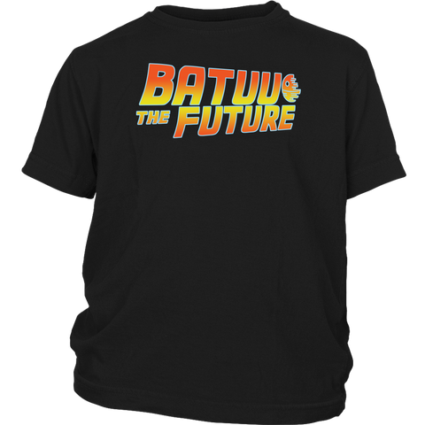 BATUU THE FUTURE - Back to the Future inspired Star Wars Youth T-Shirt