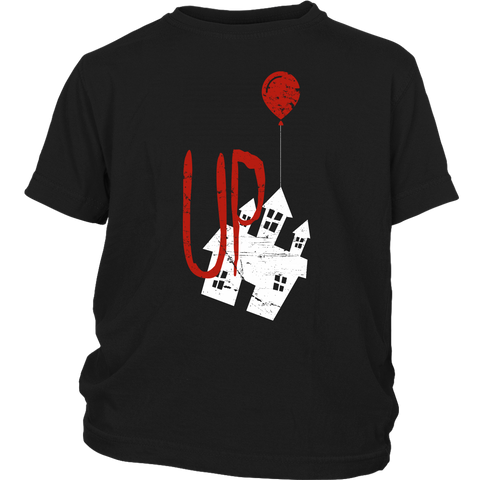 UP - IT inspired Youth T-Shirt