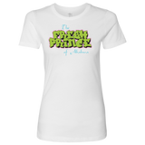 FRESH PRINCE - Fresh Prince of Bel-Air inspired Aladdin Womens T-Shirt