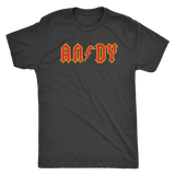 ANDY - AC/DC inspired Mens T-Shirt