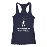 HAMMER TO FALL - Thor inspired Queen Womens Tank