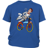 WOODY'S BIG ADVENTURE: Woody as Pee-Wee Herman Youth T-Shirt