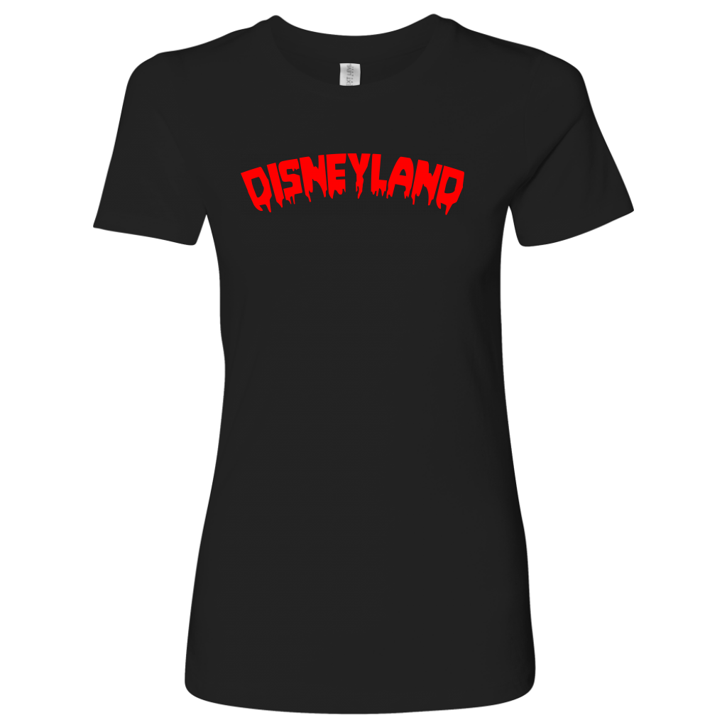 BLOOD DISNEYLAND Women's T-Shirt